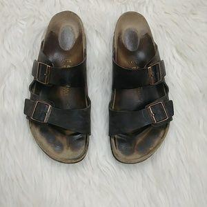 Birkenstock Brown Sandals Mens 12 45